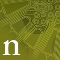 logo of nature magazine